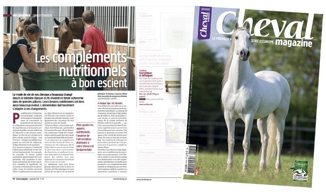 cheval magazine 514
