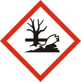 pictogramme de danger milieu aquatique