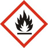 pictogramme de danger inflammable